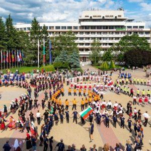 В Казанлък: Тъпан бие, хоро се вие 2021 – в рамките на 118-я Празник на розата