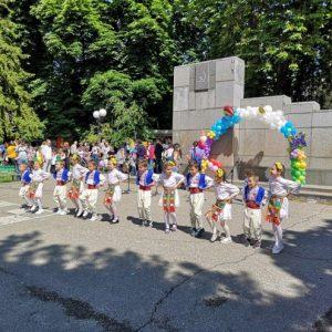 Деца се забавляваха на празника в Стара Загора