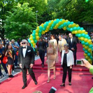 """Кинофестивалът """"Златната липа"""" започна за 8-ми път в Стара Загора с бляскаво откриване"""