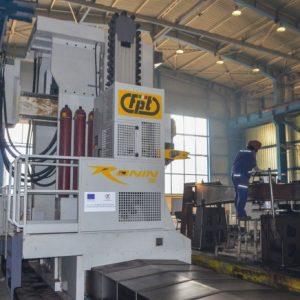 """Металик"""" АД ще увеличи двойно обема на производството си чрез внедряване на високопроизводителни енергийно ефективни машини"""