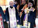 """Митрополит Киприан отслужи водосвет в църквата на Старозагорския затвор """"Св. Николай Мирликийски"""""""
