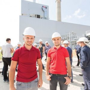 Над 1000 кандидати за стаж в EVN България през 2020 г.