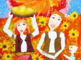 """Отличиха най-добрите рисунки от конкурса """"Моят празник"""" в Стара Загора"""