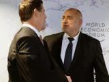 Премиерът Бойко Борисов се срещна с американския заместник-държавен секретар Кийт Крач