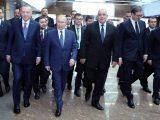 Премиерът Борисов разговаря в Истанбул с Владимир Путин, Реджеп Ердоган и Александър Вучич