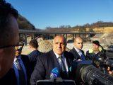 Приключва строежът на 23 км обход на Габрово преди бъдещия 3,22-км тунел под Шипка