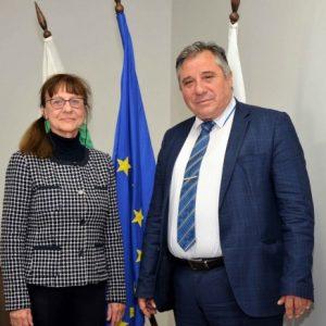 Проф. Дария Владикова става част от екипа на Института за устойчив преход и развитие към ТрУ