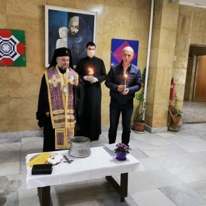 """Старозагорската митрополия с дарение за УМБАЛ """"Проф. д-р Стоян Киркович"""""""