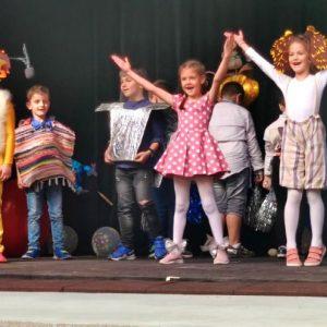 Старозагорски деца сътвориха театрален спектакъл