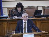 Старозагорският депутат Георги Гьоков – най-активен в парламента