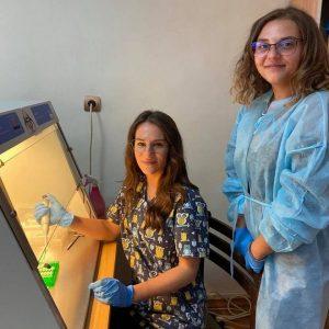 Студенти от Медицински колеж на Тракийския университет са доброволци в лаборатории и болници