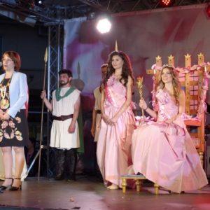 Царица Роза 2021 Александра Хаджихристова получи своята корона на специална церемония