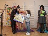 Шестгодишна художничка от Стара Загора получи национална награда