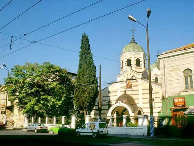 Carkva Sv Vavedenie Bogorodichno