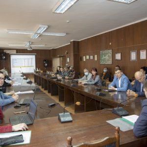 215 ще бъдат секционните избирателни комисии в Община Стара Загора за парламентарните избори на 11 юли