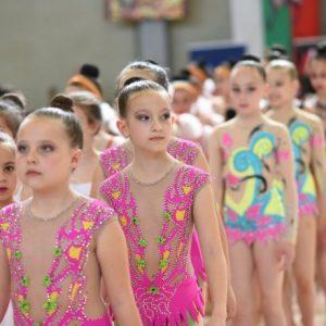 """За 15-ти път Стара Загора беше домакин на турнира по художествена гимнастика """"Фея под липите"""""""