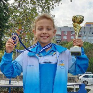 Звезда на българското плуване получи своите медали по математика в Стара Загора