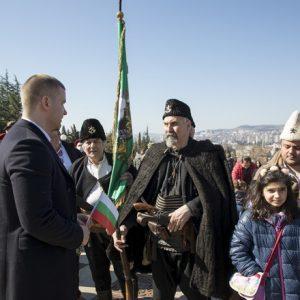 Община Стара Загора отбеляза тържествено 143 години от Освобождението на България