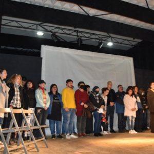 """Откриха нова сцена на Общински театър """"Любомир Кабакчиев"""" в Казанлък"""