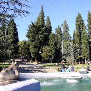 Пускат водните атракции в парковете и градините на Стара Загора