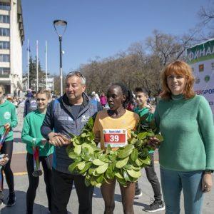 Рекорд на трасето при жените нареди Маратон Стара Загора 2021 сред най-бързите в Европа