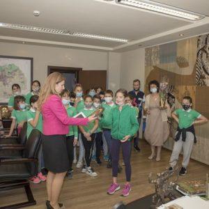 Четвъртокласници посетиха Община Стара Загора