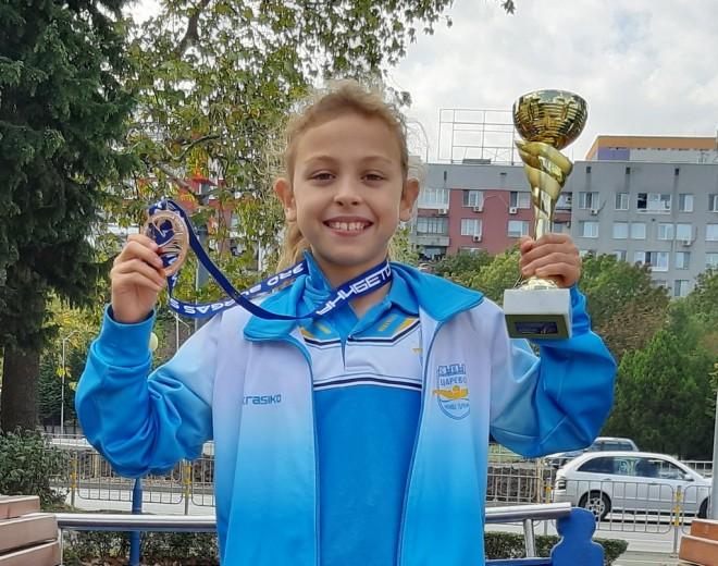 Виктория Гроздева – след поредната победа